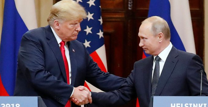 Trump and Russia