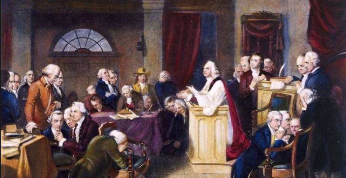 The Founding Fathers and Religion (OPEN THREAD)