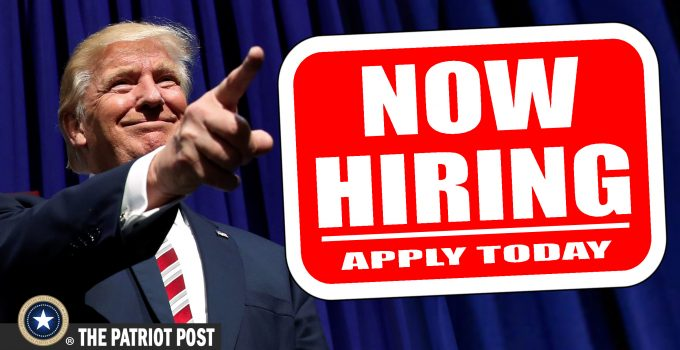 Huge October jobs numbers are why Democrats are trying to impeach President Trump