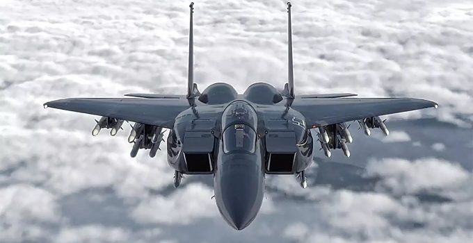 """A Modest Proposal For The """"New Versions"""" Of The Venerable F-15"""