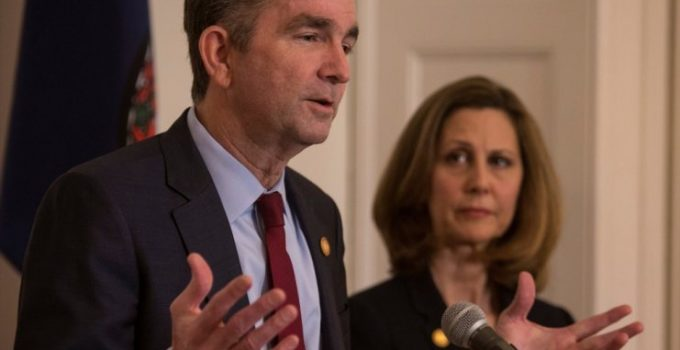 Virginia First Lady embroiled in race controversy of her own