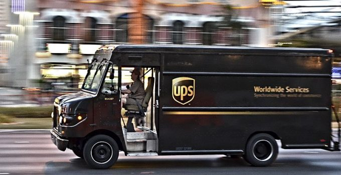UPS stops delivering to no-go areas in Sweden
