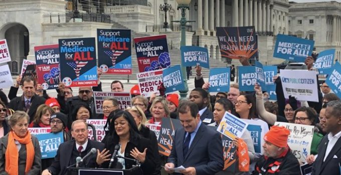 Democrats' Medicare for All bill would force everyone onto government insurance in two years