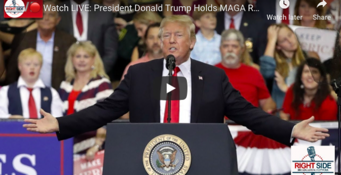 LIVE: President Trump MAGA rally in Grand Rapids, Michigan 3/28/19