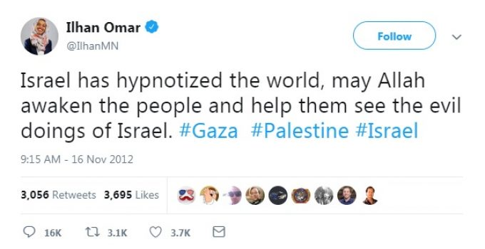 Democrats set to condemn anti-semitism in response to Rep. Ilhan Omar's remarks – Updated