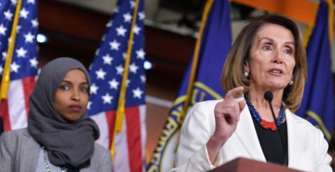 Democrats embrace anti-Semitism – Updated