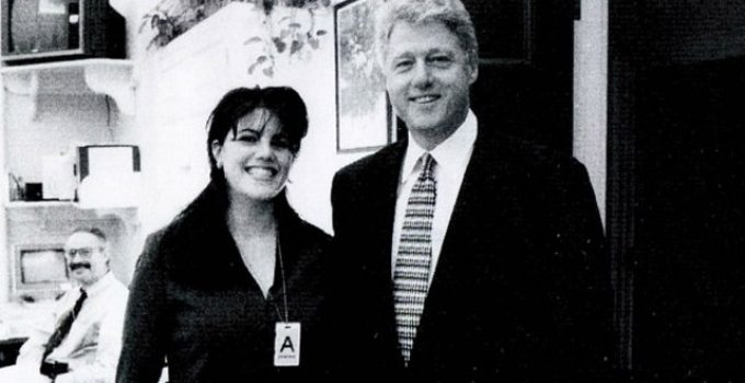 Mueller report claims Russians have audio of Bill Clinton and Monica Lewinski having phone sex