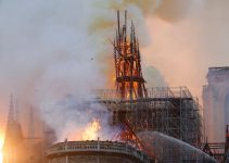 Breaking: Notre Dame Cathedral in Paris is burning UPDATED