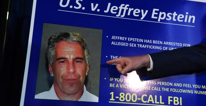 The Jeffrey Epstein Plot Thickens and OPEN THREAD