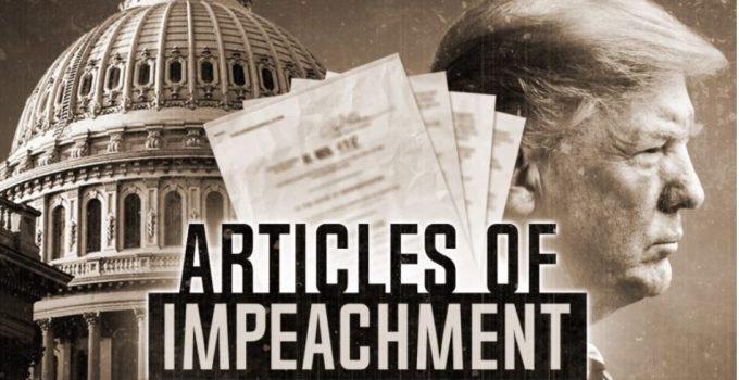 Impeachment Fail and Open Thread