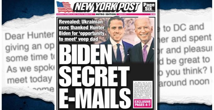 This Is A BFD, As Hidin Biden Would Say